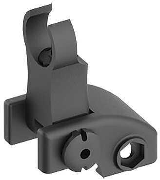 BlackHawk AR-15 Folding Front Back Up Iron Sight Black 71BU02BK