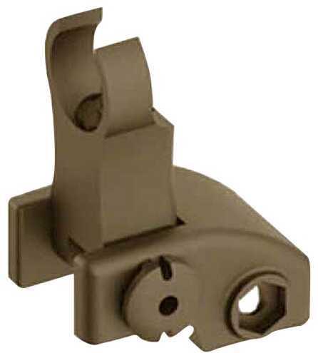 BlackHawk AR-15 Folding Front Back Up Iron Sight Flat Dark Earth 71BU02DK