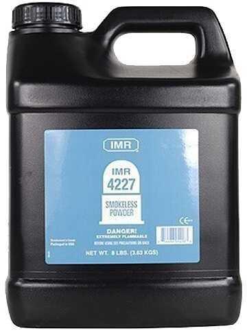 IMR Legendary Powders IMR 4227 Pistol Powder BTL 8Lbs 1 Canister