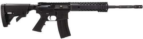 "Diamondback Firearms DB15 AR-15 223/5.56mm NATO 16"" Barrel 30 Round 2 Magazines 4 Position Stock Black Finish Semi Automatic Rifle DB15B2"