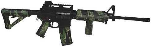 Matrix Diversified Industries MDI Magpul Milspec AR-15 Furniture Kit Tiger Stripe Green MAGMIL04TS