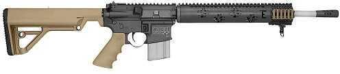 "Rock River Arms LAR-15 Fred Eichler Predator AR-15 223 Remington /5.56 NATO 16"" Barrel 20 Round Tan Stock Semi Automatic Rifle FE1001"