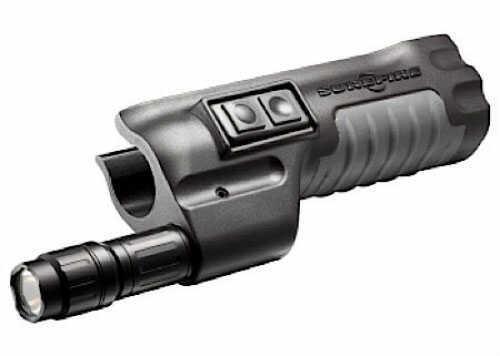 Surefire Mossberg 500 Shotgun Forend Weapon Light 6 Volt Black 621LMG