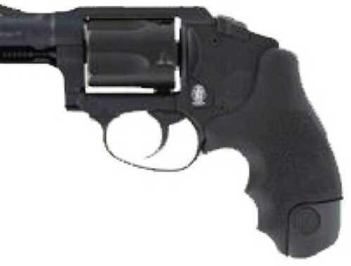 Hogue S&W Centennial/Bodyguard Rubber Tamer Grip Black 60020