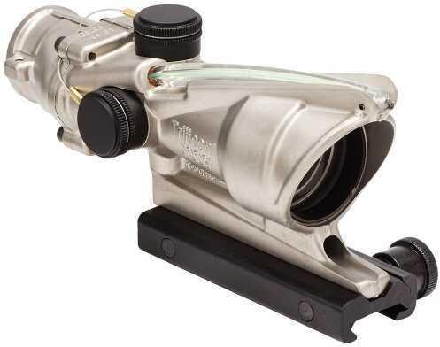 Trijicon NB ACOG 4x32mm w/TA51 Grn Chev 36.8 ft@100 yds FOV TA31D100195