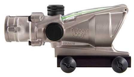 Trijicon NB ACOG 4x32mm with TA51 Green Horseshoe 36.8ft@100 yds FOV TA31D100197