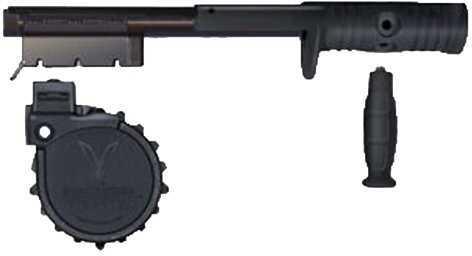 "Adaptive Tactical AdaptiveTactical Rotary Shotgun Conversion Kit 12ga 2.75"" 10rd Moss500/88 B 05100"