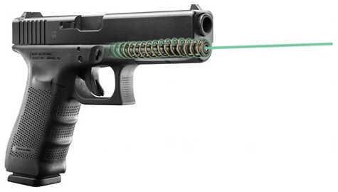 LaserMax Guide Rod Laser Glcok 17, Generation 4, Green LMS-G4-17G