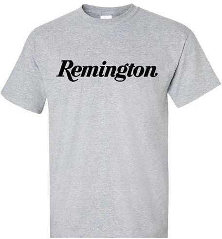 Remington Accessories Remington 1911 Schematic T-Shirt Short Sleeve X-Large Cotton Gray