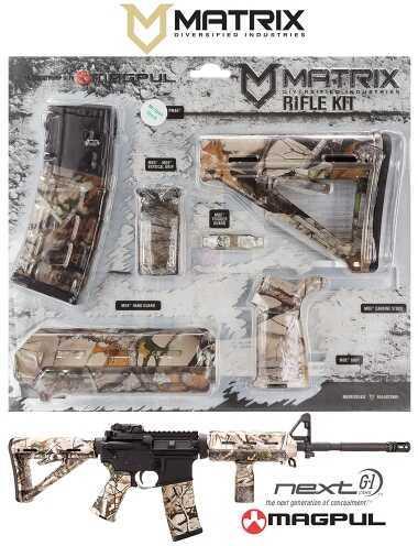 Matrix Diversified Industries MDI MAGCOM -NV Magpul Kit AR-15 Poly Next G-1 Vista