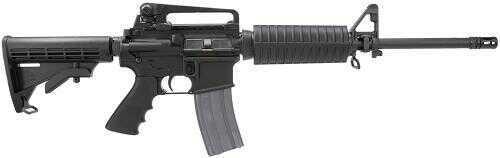 """Rock River Arms Rifle RRA LAR-15 Tact A4 AR-15 Semi-Auto 223 Remington /5.56 Nato 16"""" Barrel 30+1 Tactical Carry Handle Black AR1201"""