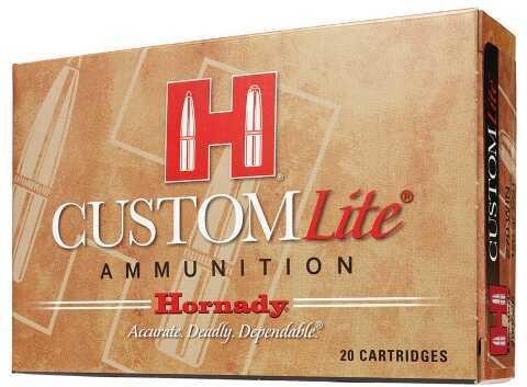 Hornady Custom Lt 3030 150gr Rn 20bx 80806