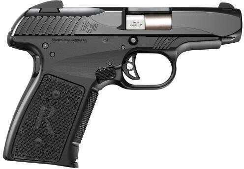 "Pistol Remington 96430 R51 9mm +P 3.4"" Barrel 7+1 Rounds AS Black Poly Grips Black"