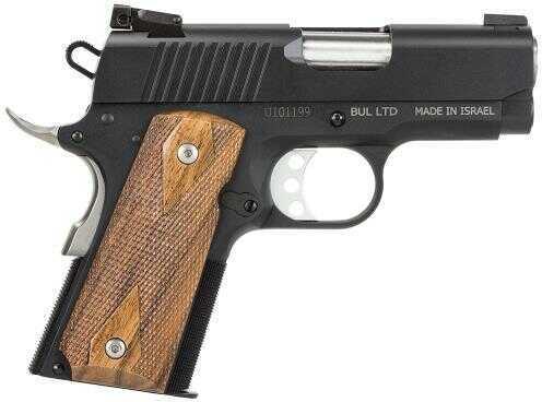 "Magnum Research 45ACP 3"" Barrel Black Aluminum Frame Single Action Only 6+1 Rounds Semi Automatic Pistol DE1911U"