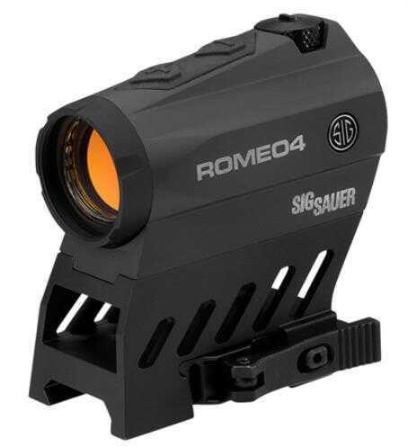 Sig Sauer Electro-optics Sor49999 Romeo4 1x 20mm Obj Eye Relief 2 Moa