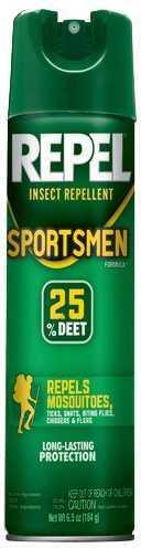 Cutter-Repel Repel Insect Repellent Sportsmans Aerosol 6.5Oz