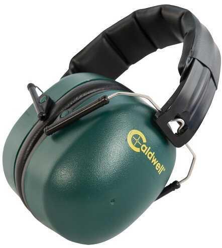 Battenfield Technologies Caldwell Range Muffs Hearing Protection Earmuff 33 dB Green 489204