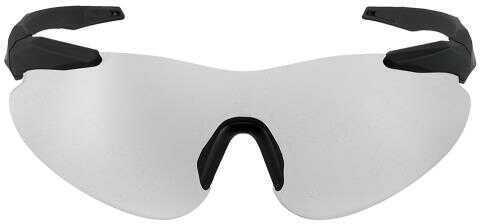 Beretta OCA100020900 Soft Touch Shooting Glasses Black Frame Clear Lenses