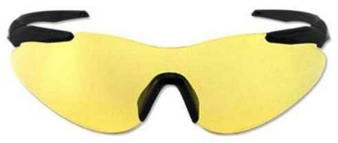 Beretta Soft Touch Shooting Glasses Black Frame Yellow Lenses OCA100020201