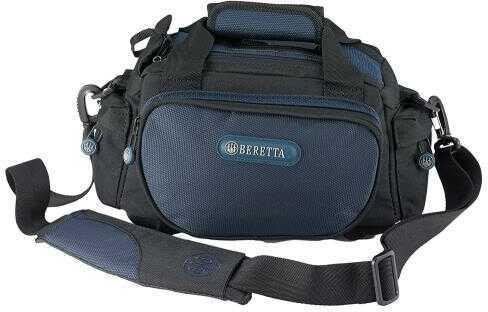 "Beretta Bs2401890501 High Performance Range Bag Nylon 13.5""x10""x8"" Blue"