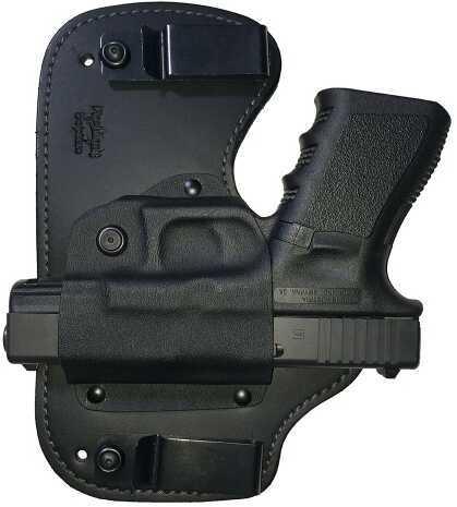 Flashbang Holsters / Looper Flashbang Holster Right Hand Black Leather/Thermoplastic 9320SIGP2381