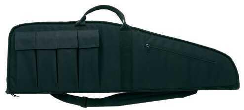 "Bulldog Cases Bulldog Tactical Hybrid Rifle Case 40"" Nylon Textured Black BD461"
