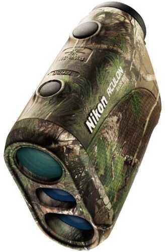 Nikon ACULON 6x20 Compact Laser Rangefinder 550 Yards Realtree Xtra Green 8398