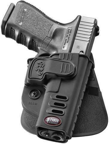 Fobus CH Rapid Release Paddle Glock 17/19/22/23/31/32/34/35 Black GLCH