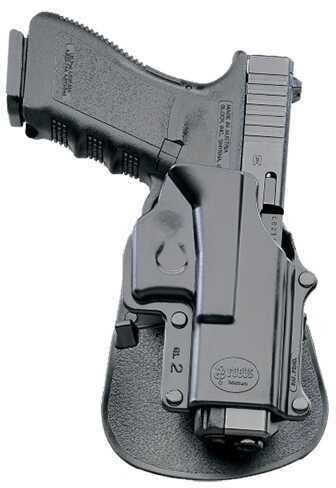 Fobus Standard Evolution Paddle Left-Handed Glock Black Plastic GL2E2LH