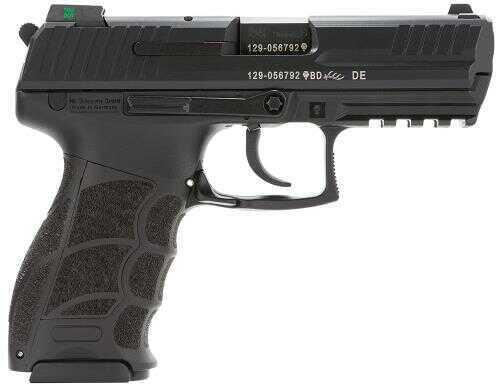 "Pistol Heckler & Koch HK P30 V3 DA/SA 9mm Luger NS 3.9"" 15+1 Interchangeable Backstrap Black 730903LEA5"