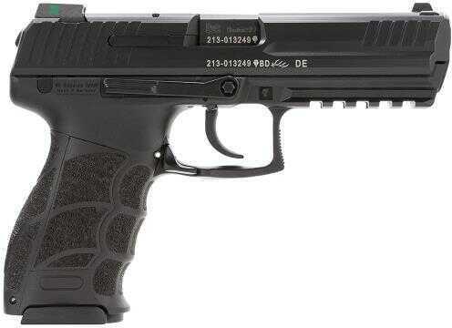 """Pistol Heckler & Koch HK 730901LLEA5 P30L V1 LEM Lng Slide DAO 9mm Luger 4.5"""" 15+1 Interchangeable Grip Black 730901LA5"""