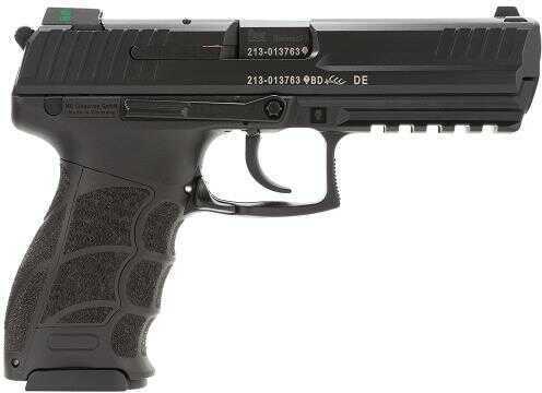 """Heckler & Koch Pistol HK P30L V3 Lng Slide DA/SA 9mm Luger 4.4"""" Barrel 15+1 Rounds Interchangeable Grip Black"""