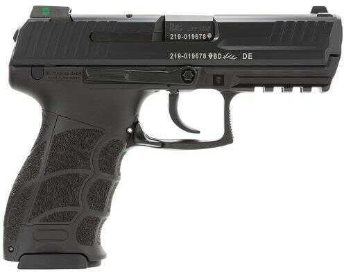 """Heckler & Koch HK P30 V1 LEM DAO 40S&W 3.9"""" 13+1 Interchangeable Backstrap Semi Automatic Pistol 734001LEA5"""