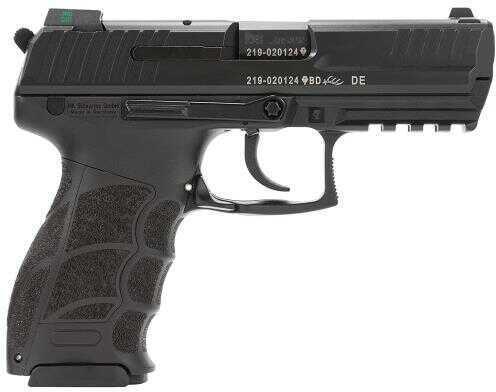 "Heckler & Koch HK P30 V3 DA/SA 40S&W NS 3.9"" 13+1 Interchangeable Backstrap Black Semi Automatic Pistol 734003LEA5"