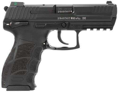 "HK P30S V3 40S&W Ambidextrous Safety DA/SA Actions 3.9"" Barrel 13+1 Interchangeable Grip Semi Auto Pistol 734003SLEA5"