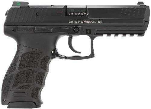 """Heckler & Koch HK P30L V1 LEM Lng Slide D A Only 40S&W 4.5"""" 13+1 Interchangeable Grip Black Semi Automatic Pistol 734001LLEA5"""