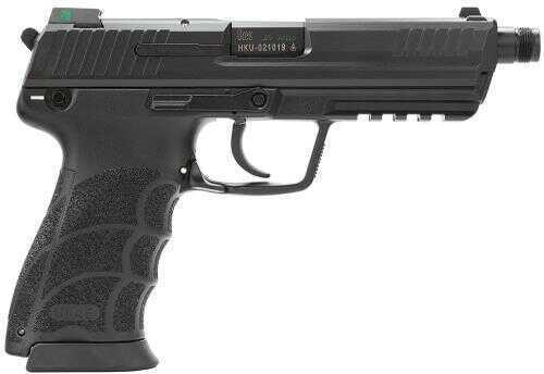 "Heckler & Koch HK45 Tactical V1 45ACP 5.16"" Barrel 10 Round Black Finish Semi Automatic Pistol 745001TLE-A5"