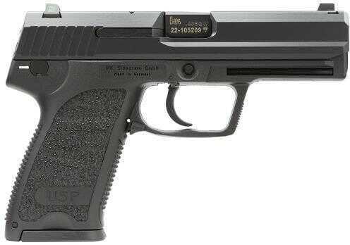 "Heckler & Koch HK USP40 V7 LEM 3Mags DAO 40 S&W 4.3"" 13+1 NMS Synthetic Grip Black Semi Automatic Pistol 704007LEA5"