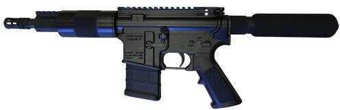 "Franklin Armory SE-SSP 7.5"" Barrel AR Pistol Semi Automatic 5.56mm NATO 7.5"" Barrel 30 Round Mag Synthetic Stock Black Finish 3064"