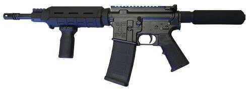 "Franklin Armory XO-26b AR Pistol Semi-Auto 5.56 NATO 11.5"" 1rd Synthetic Black, CA Approved 3036"