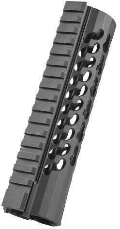 "Samson Manufacturing Corp. Samson Evolution Keymod AR-15 Aluminum 7"" Rail Black KM-EVO-7"