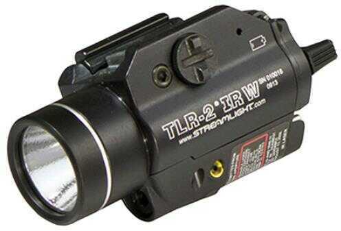 Streamlight TLR-2 IRW,White LED, IR Laser, RL key Md: 69165
