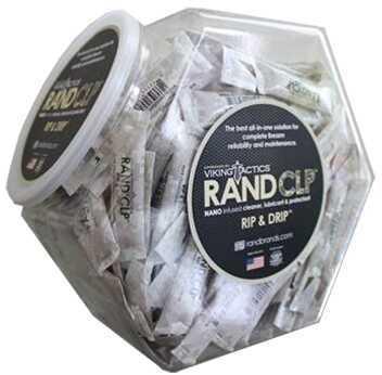 RAND CLP Rip&Drip Single Packets Clean/Lubricate/Protect 3.5ml 200 Pk RIP200CT