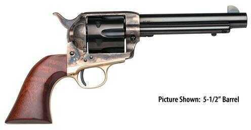 "Taylor's & Company 455 1873 Ranch Hand Revolver 45 Colt (LC) 7.5"" 6rd Walnut CH Frame Blued"
