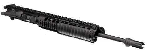 """AR-15 Upper Advanced Armament 223 Remington/5.56 NATO 16"""" Threaded Black Barrel 102780"""