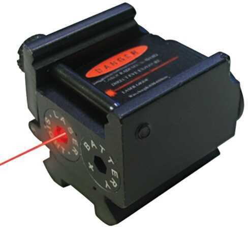 DMA INC DMA Red Laser Sub-Combat Pistol With Rail Under Barrel Removeable Bottom Rail XTSML