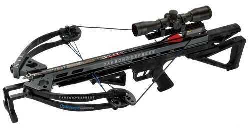 Carbon Express / Eastman Carbon Express Intercept Supercoil Crossbow Typhon Camo/4x32mm Scope Model 20264 360FPS