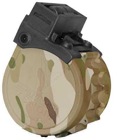 "Adaptive Tactical Sidewinder Venom Drum Mag 12ga 2.75"" 10rd MultiCam 00922"