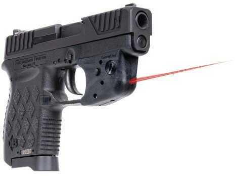 "Diamondback Firearms Diamondback DB9 9mm Luger 3"" Barrel 6 Round LaserLyte Integral Grip Black Semi Automatic Pistol DB9LL"