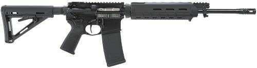 "Patriot Ordnance Factory P-15 Puritan 223 Remington /5.56 Nato 16.5"" Barrel 30 Round Magpul MOE Black Semi Automatic Rifle P15"